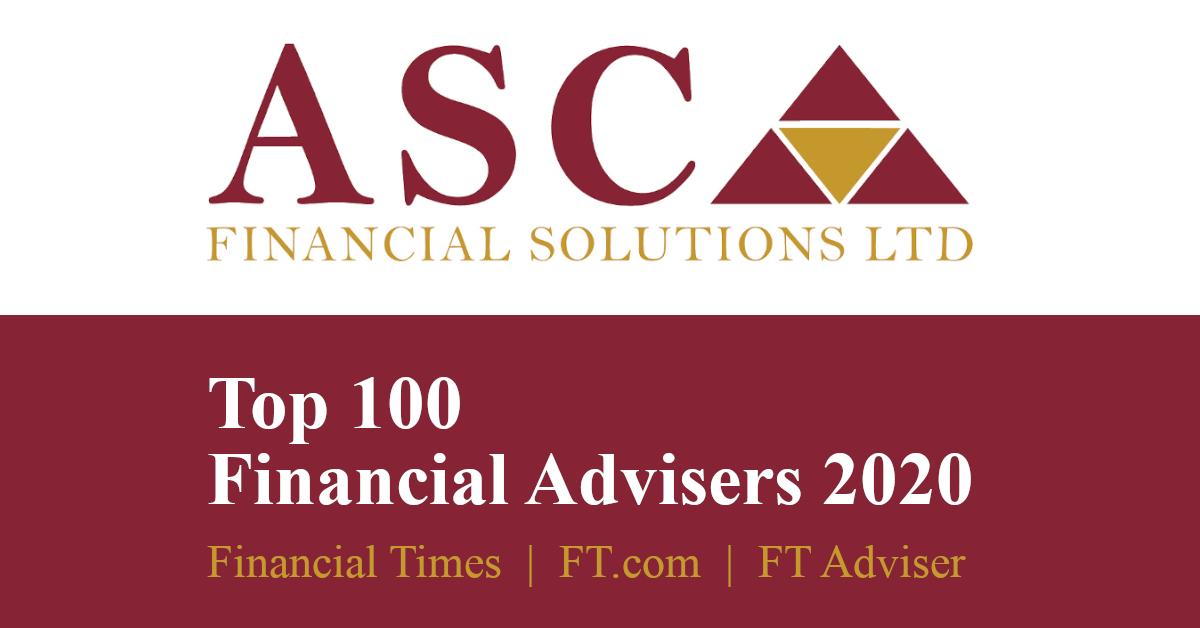 ASC top 100 financial advisers 2020